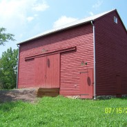 Ann Reno Barn / Pidcock Farm